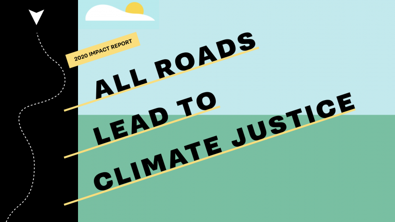 all roads lead to climate justice