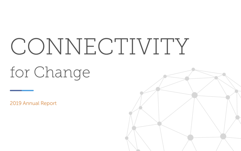 connectivity for change